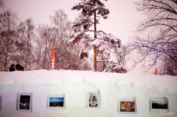 В парке «Сокольники» построили Moroz City. Изображение № 30.