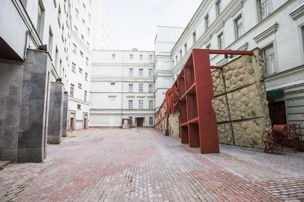 Чего хочет Москва: 6городских лавочек. Изображение № 13.