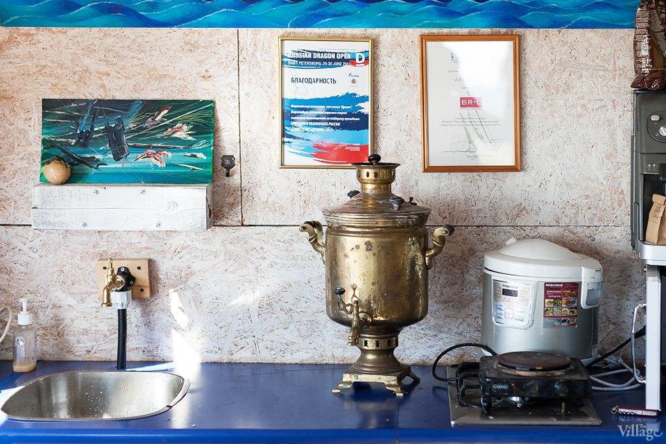 Интерьер недели (Петербург): Парусная студия Елены Бронской. Изображение № 4.