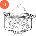 Рецепты шефов: Хинкали с грибами. Изображение № 9.