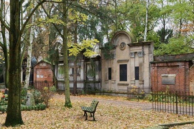 Как устроено первое вмире лесбийское кладбище . Изображение № 1.