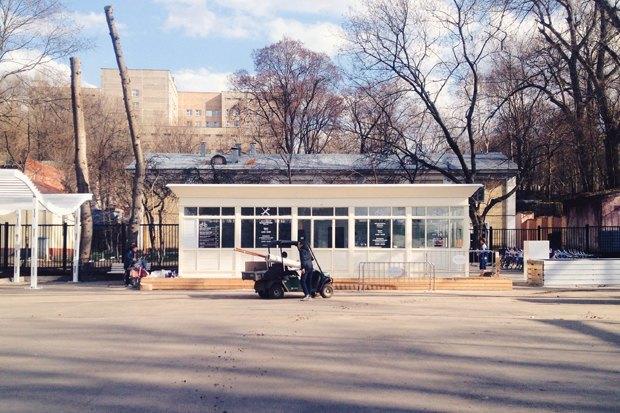 Открытие сезона: Что происходит сейчас в ПаркеГорького. Изображение № 16.