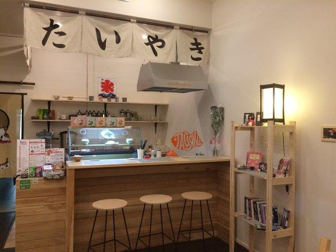 На улице Марата заработало кафе «Таяки»
