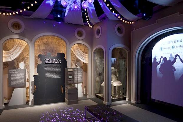 Иностранный опыт: 5еврейских музеев вмире. Изображение № 35.