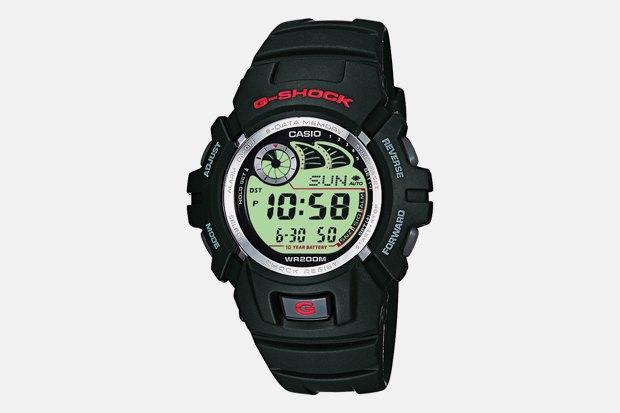 Самые дорогие и самые дешёвые часы G-Shock. Изображение № 1.