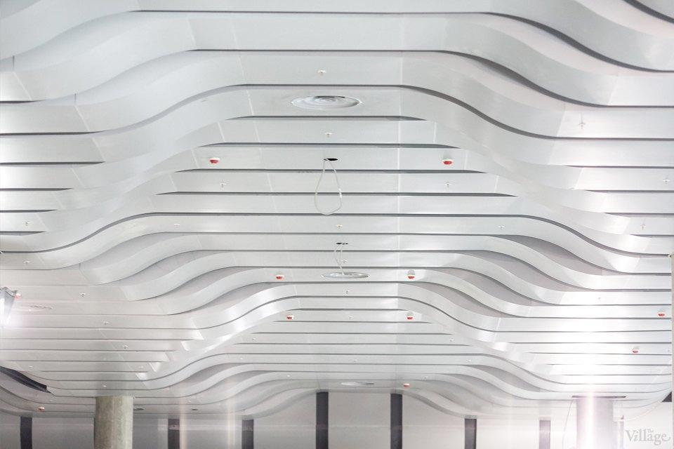 Фоторепортаж: Новый аэропорт изнутри. Изображение № 14.