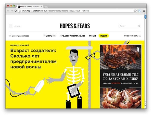 Ссылки дня: Вечные вопросы, средний возраст российских предпринимателей и фотографии из Одинцова. Изображение № 3.