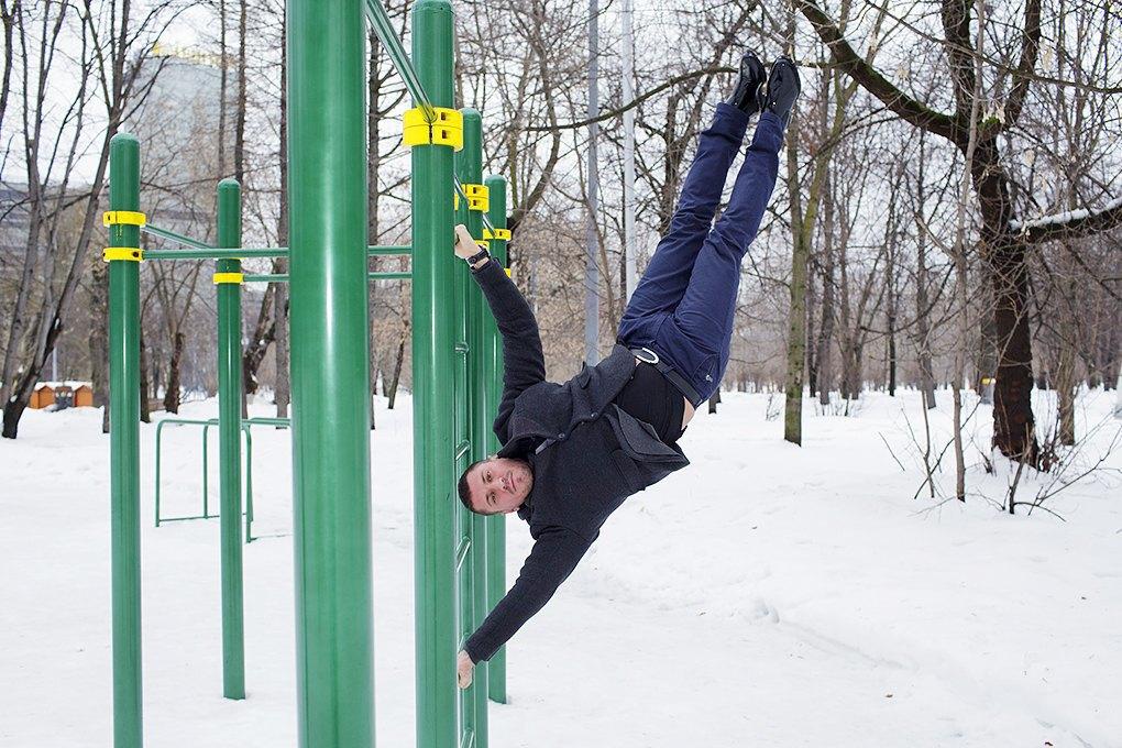 «Кенгуру.про»: Как Максим Попов подсадил на воркаут пол-Москвы . Изображение № 4.