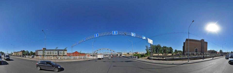 Реконструкция Американских мостов и набережной Обводного канала 2013 год. Изображение № 16.