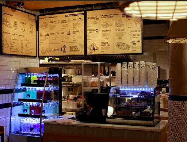 BB&Burgers открывает двановых заведения в Москве. Изображение № 2.