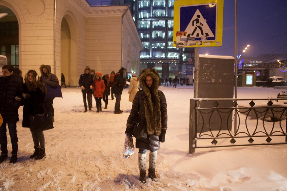 Как Москва справляется снеожиданным декабрьским снегом. Изображение № 9.