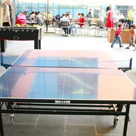 Стол накрыт: Где играть в пинг-понг на открытом воздухе. Изображение № 1.