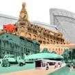 Дворцовый мост могут сделать пешеходным. Изображение № 1.