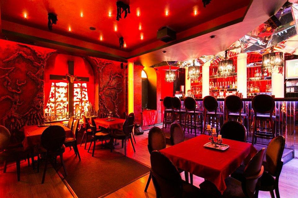 Хоррор-ресторан Bat & Blood. Изображение № 11.
