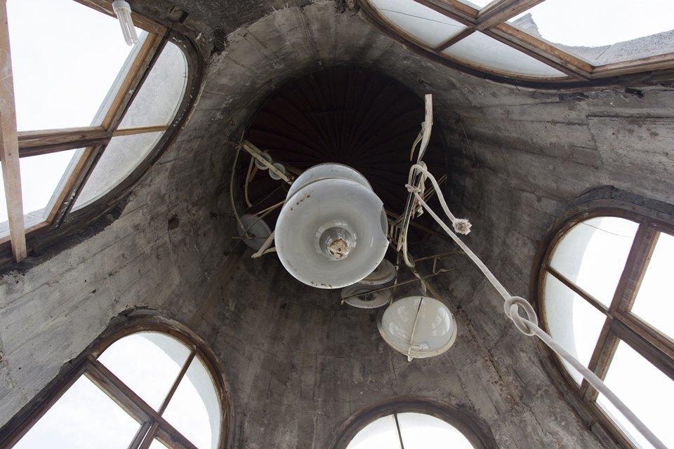 Мастерская в башне наПяти углах. Изображение № 4.