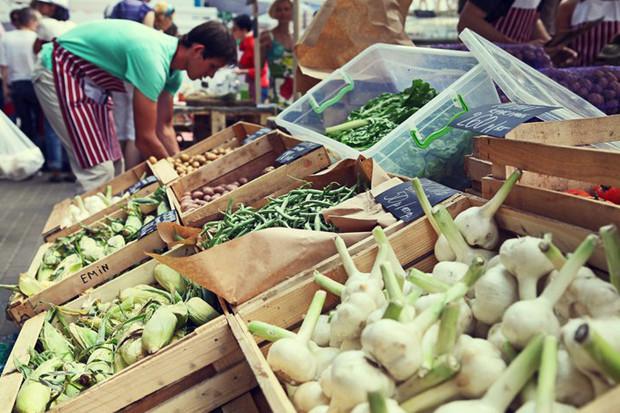 На этих выходных в «Музеоне» пройдёт Фестиваль молодых овощей . Изображение № 1.