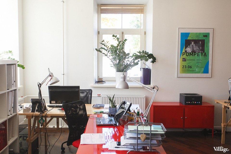 Офис недели (Петербург): Iris New Holland. Изображение № 4.