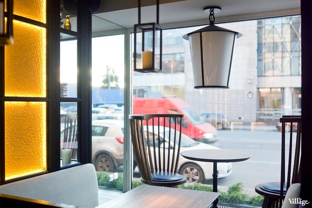 Новое место (Петербург): Ресторан-бар Solnce. Изображение № 9.