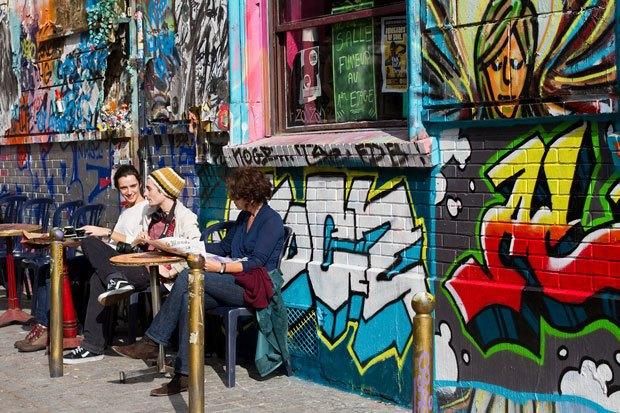 Граффити, изменившие улицы Колумбии, Франции, Турции иВенгрии. Изображение № 4.