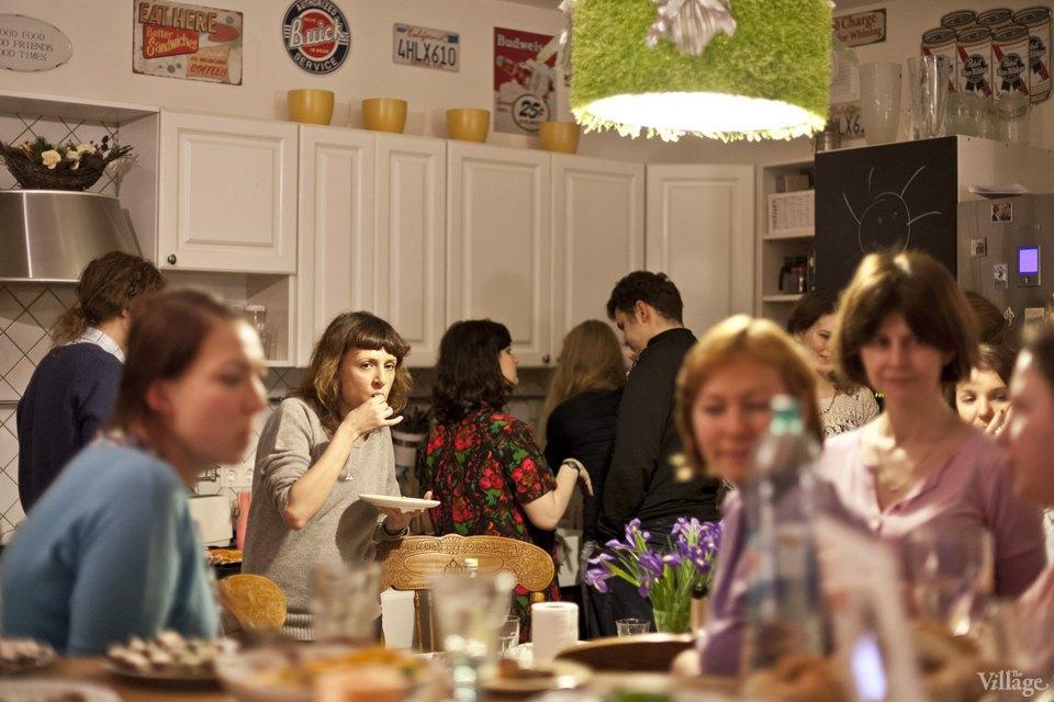 Посетители первого ужина EatWith в Москве. Изображение № 12.