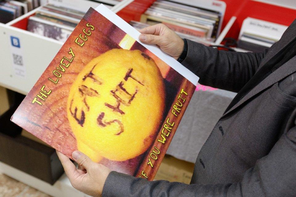 Какгеограф извукорежиссёр открыли магазин виниловых пластинок. Изображение № 8.