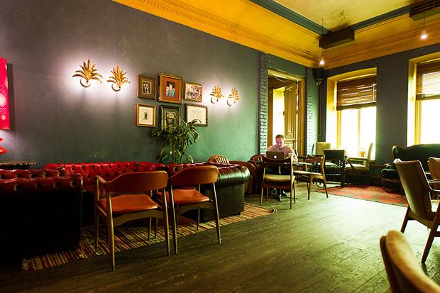 Москва-24: Где можно поесть ночью. Изображение № 46.