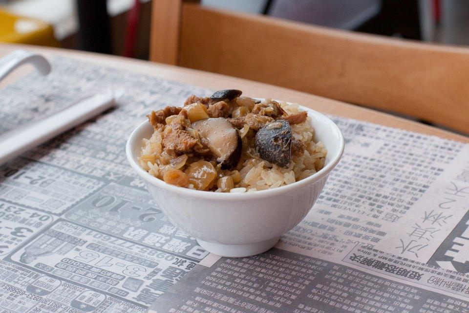 Длиннозёрный рис «Но-ми» по рецепту семьи Цзен. Изображение № 37.
