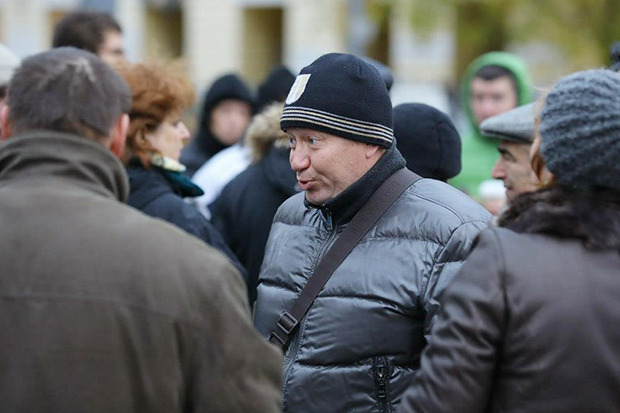 В центре Москвы заработала первая платная парковка. Изображение № 22.