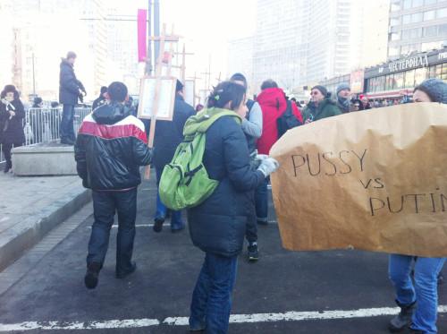 Онлайн-трансляция: Митинг на Новом Арбате. Изображение № 27.