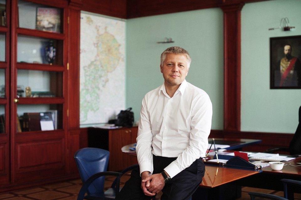 Глава Мосгортранса: «Там, где я живу, общественного транспорта нет». Изображение № 1.