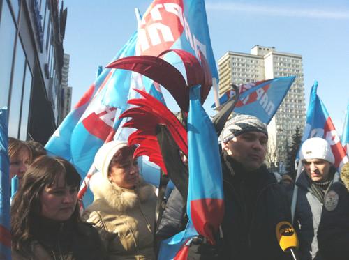 Онлайн-трансляция: Митинг на Новом Арбате. Изображение № 43.