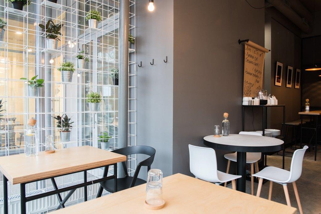 Кафе Table наЛесной улице. Изображение № 2.