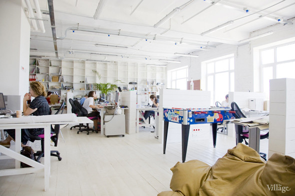 Офис недели: «Большой Город» и Slon.ru. Изображение № 27.