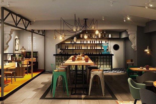 11 кафе и ресторанов, два паба итри кофейни апреля. Изображение № 17.