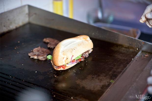 Новое место: Киоск с турецкой уличной едой Meat Рoint. Изображение № 12.