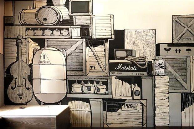 Уличный художник Павел Шугуров: «Быть чиновником — это прикольно». Изображение № 12.