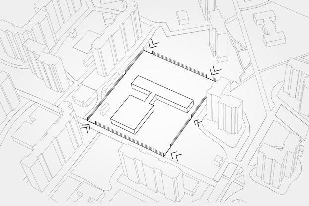 Предложение: сделать площадки более открытыми. Изображение № 56.