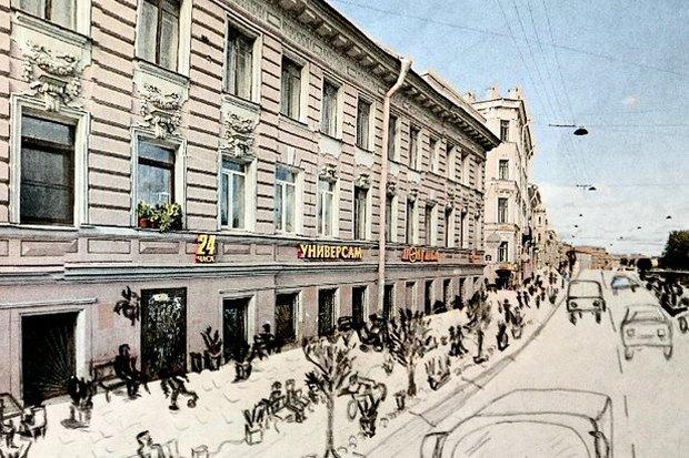 Перестройка: Идеи общественных пространств вКоломне и на Петроградке. Изображение № 12.