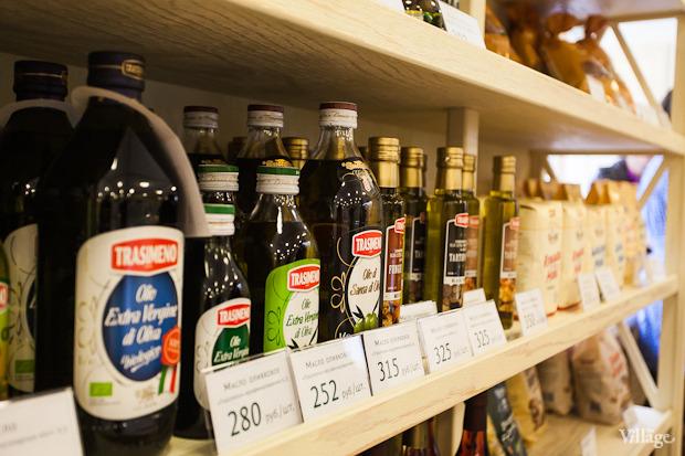 Первый магазин фермерской сети «Гирлянда» открылся на Петроградской . Изображение № 7.