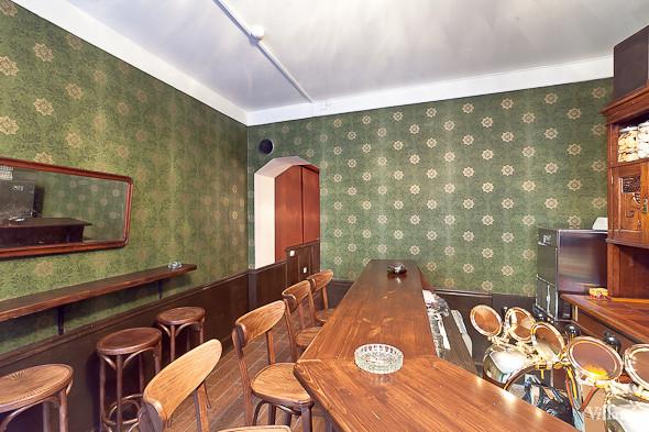 Новое место (Петербург): Бар-кафетерий Warszawa. Изображение № 5.