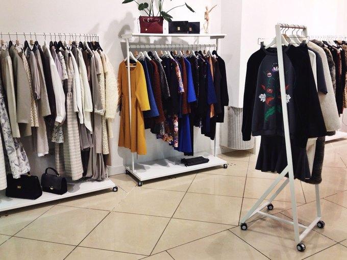 Во «Владимирском пассаже» откроют магазин одежды русских иазиатских дизайнеров. Изображение № 1.