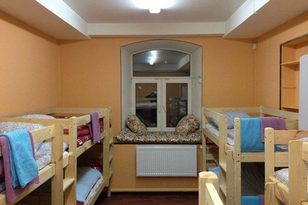 В Петербурге появился хостел для детей. Изображение № 1.