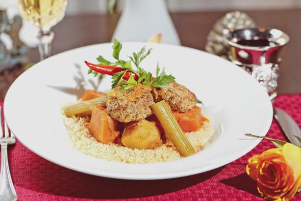 Котлеты из индейки с кускусом в ресторане «Тель-Авив».. Изображение № 28.