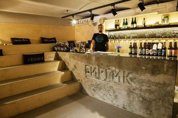На Рубинштейна открылся магазин крафтового пива. Изображение № 3.