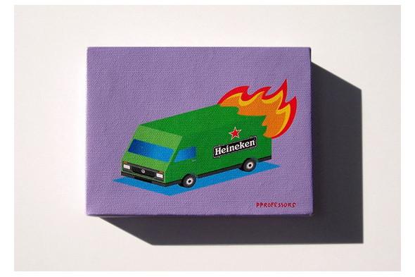 Серия «9 горящих автомобилей». Изображение № 3.