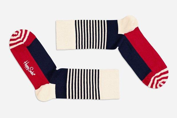 Лучше меньше (Петербург): Где покупать носки Happy Socks. Изображение № 1.