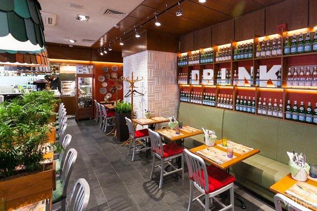 Новое место: Ресторан Italy Bottega. Изображение № 2.