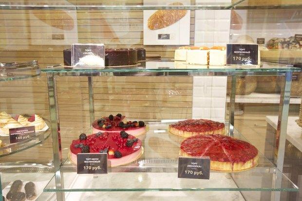 В городе открылась первая пекарня Fazer . Изображение № 5.