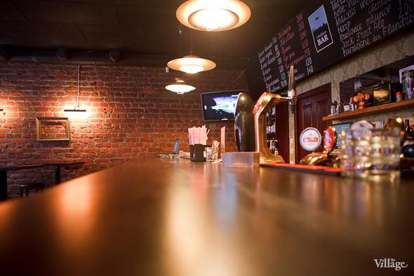 Новое место (Петербург): I Believe Bar. Изображение № 3.