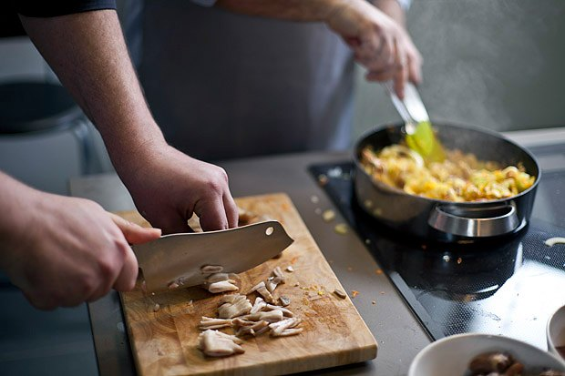 Шеф дома: Грузин и итальянец готовят по рецептам бабушек. Изображение № 100.